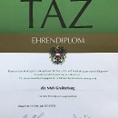 TAZ-Auszeichnung